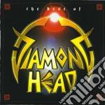 Diamond Head - The Best Of cd musicale di Head Diamond