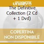 THE DEFINITIVE COLLECTION  (2 CD + 1 DVD) cd musicale di ABBA