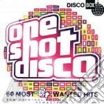 ONE SHOT DISCO  (BOX 5 CD) cd musicale di Artisti Vari