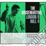 LONDON 0 HULL 4   (DELUXE EDITION) cd musicale di HOUSEMARTINS
