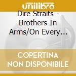 2 FOR 1: BROTHERS IN ARMS cd musicale di Straits Dire