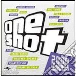 ONE SHOT 2000                             cd musicale di ARTISTI VARI