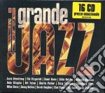 IL GRANDE JAZZ - BOX 16 CD                cd musicale di ARTISTI VARI