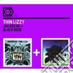 2 for 1: jailbreak/black r cd musicale di Lizzy Thin