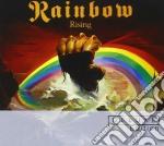 Rising d.e. cd musicale di RAINBOW
