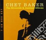 The riverside/jazzland albums (7 cd) cd musicale di Chet Baker