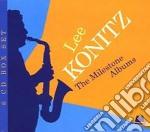 The milestone albums cd musicale di Lee Konitz