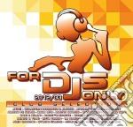 For djs only 2012/03 cd musicale di Artisti Vari