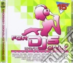 For djs only 2012/04 cd musicale di Artisti Vari