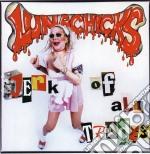 Jerk of all trades cd musicale di Lunachicks