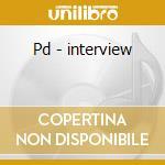 Pd - interview cd musicale di Doors