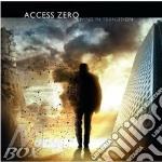 Access Zero - Living In Transition cd musicale di Zero Access