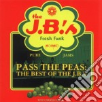 Pass the peas-best of cd musicale di The Jb's