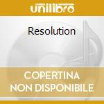 Resolution cd musicale