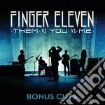 Them vs you vs me cd musicale di Eleven Finger