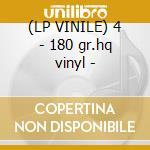 (LP VINILE) 4 - 180 gr.hq vinyl - lp vinile di Peter Gabriel