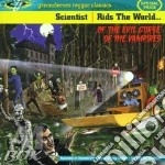 Rids the world of the curse of the vampires cd musicale di Scientist