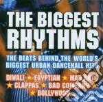 BIGGEST RHYTHM ALBUM                      cd musicale di V/A
