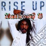 Anthony B. - Rise Up cd musicale di ANTHONY B