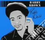 Barry Brown - Right Now cd musicale di Barry Brown