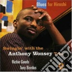 Anthony Wonsey Trio - Swingin' With cd musicale di Anthony wonsey trio