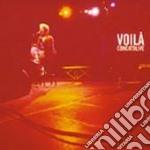 VOILA'/LIVE cd musicale di Fabio Concato