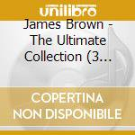 THE ULTIMATE COLLECTION cd musicale di BROWN JAMES