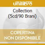COLLECTION (5CD/90 BRANI) cd musicale di Richard Clayderman