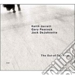 Keith Jarrett - The Out-of-towners cd musicale di Keith Jarrett
