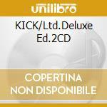 KICK/Ltd.Deluxe Ed.2CD cd musicale di INXS