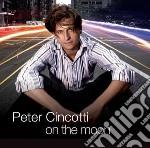 Peter Cincotti - On The Moon cd musicale di CINCOTTI PETER