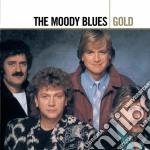 GOLD                                      cd musicale di Blues Moody
