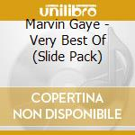 THE VERY BEST OF-Digipack cd musicale di Marvin Gaye