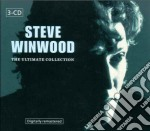 The ultimate collection cd musicale di Steve winwood (3 cd)