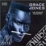 THE ULTIMATE COLLECTION/3CD cd musicale di JONES GRACE