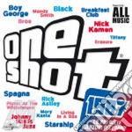 ONE SHOT 1987/2CDx1 cd musicale di ARTISTI VARI