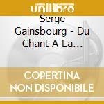 Du jazz a la une cd musicale di Serge Gainsbourg