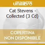 COLLECTED -  (3 CD - 54 TRACKS) cd musicale di STEVENS CAT