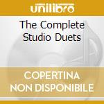 THE COMPLETE STUDIO DUETS cd musicale di ROSS DIANA & THE TEMPTATIONS