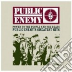 Public Enemy - Greatest Hits cd musicale di Enemy Public