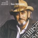 Don Williams - Definitive Collection cd musicale di Don Williams