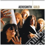 AEROSMITH GOLD/2CDx1 cd musicale di AEROSMITH