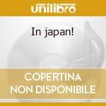 In japan! cd musicale di Jackson 5