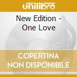 One love cd musicale di Edition New