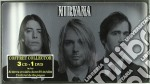 WITH THE LIGHTS OUT 3CD + DVD             cd musicale di NIRVANA