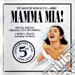 Mamma Mia - Original London Cast 5th Anniversary Edition cd musicale di Ost