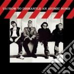 HOW TO DISMANTLE AN ATOMIC.../CD+DVD cd musicale di U2