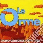 STUDIO COLLECTION 1970-1980/2CDx1 cd musicale di ORME