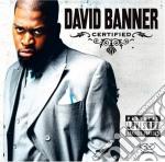 CERTIFIED cd musicale di BANNER DAVID