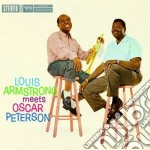 Louis Armstrong / Oscar Peterson - Louis Armstrong Meets O. P cd musicale di Armstrong/peterson